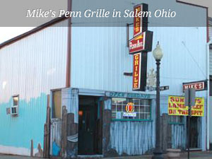 Mike's Penn Grill in Salem Ohio
